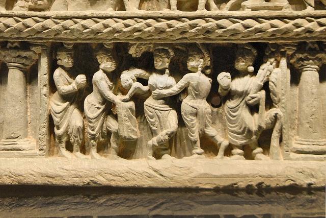 la-naissance-du-bouddha-musee-nat-d-art-oriental-rome